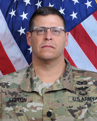 LTC Jason Lefton, 3-142nd Assault Helicopter Battalion Commander