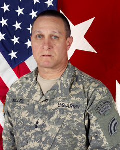 42ID Commander - Major General Harry E. Miller Jr. - 42d Infantry Division (NY) Commanding General