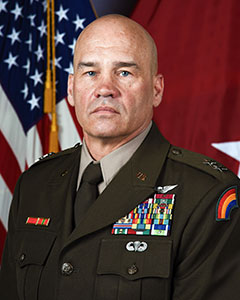 42ID Deputy Commander for Support, Brigadier General Thomas  Spencer