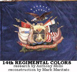 14th Regtl Colors