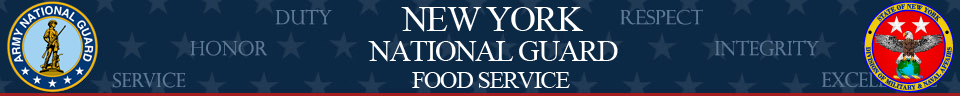 New York Army National Guard Food Service