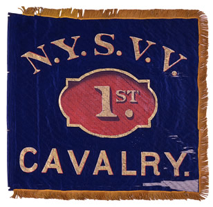 1st Cavalry Flank Marker