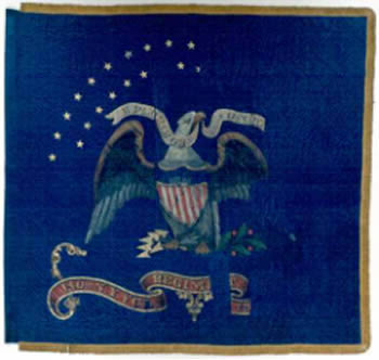140th Infantry Flag