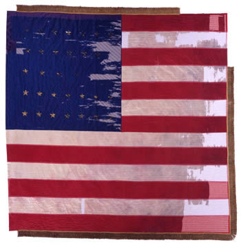 186th Infantry Flag