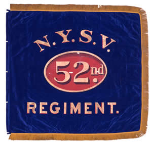 52nd Regiment, NY Volunteer Infantry