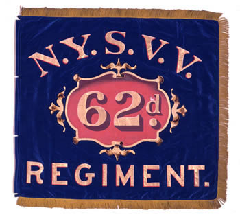 62nd Regiment Flag