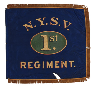 65th Regiment Flank Marker