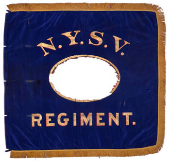 66th Regiment NY Volunteer Infantry - Marker