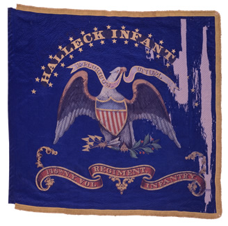 146th New York Volunteers, Regimental Color