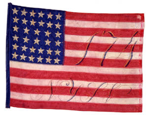 174th Regiment Flag