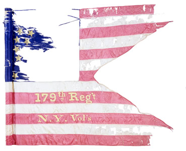 179th Infantry Guidon