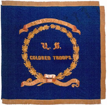 26th Infantry flag