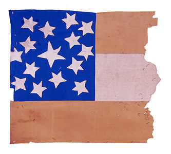 47th Alabama (probable) National Flag