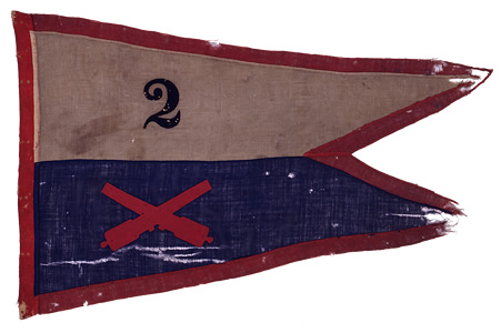 2nd Brigade Infantry Division Army of the James designating flag