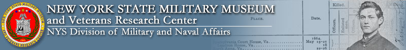 New York State Military Museum and Veterans Research Center - Unit History Project