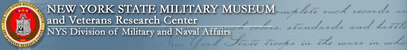 New York State Military Museum and Veterans Research Center - Research
