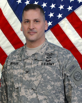 COL Joseph Biehler - 27th Brigade Combat Team Commander