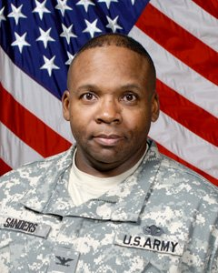 Col Reginald Sanders - 369th Sustainment Brigade Commander