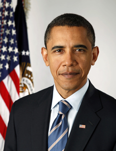 Barack Obama - President of the United States of America