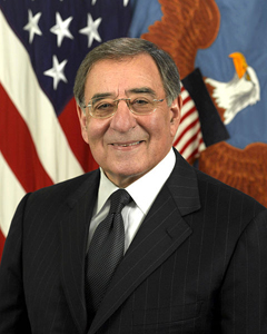 Leon Panetta - Secretary of Defense