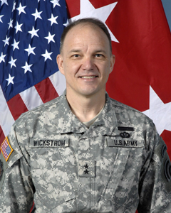 Major General Steven N Wickstrom - 42nd Infantry Division Commanding General