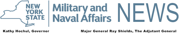 New York State Division of Military and Naval Affairs Press release