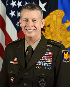 General Daniel R Hokanson, National Guard Bureau Chief