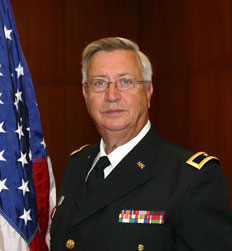 BG Stephen Bucaria, New York Guard Commander