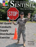 New York State Guard Sentinel - Winter 2015 Edition