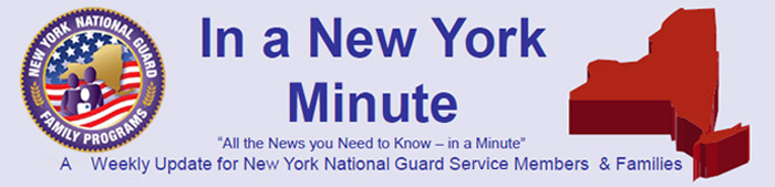 NY Minute Newsletter