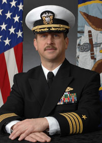 Captain Thomas F. Hurley - Commander Western Command