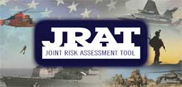 Joint Risk Assessment Tool (JRAT) Safety Message graphic