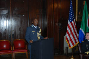 NY SPP - BG Mashoro Phala Senior Defense Attache