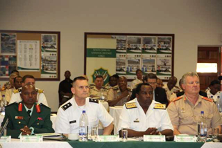 South African National Reserve Force Strategic Work Session 2012 - 1 of 2