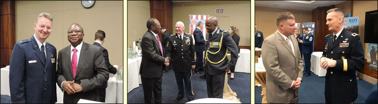 NY SPP - New York National Guard Congressional Breakfast