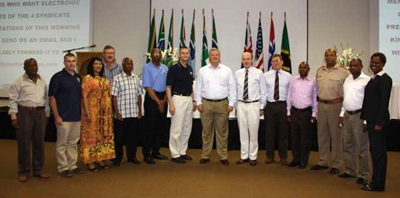NY SPP - South African National Reserve Force Strategic Work Session 2012 - 2 of 2