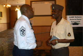 NY SPP - South African National Defence Force Reserve Symposium