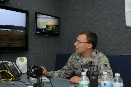 Technology Speaks: New York Air National Guard Troops Speed Communications During Disasters