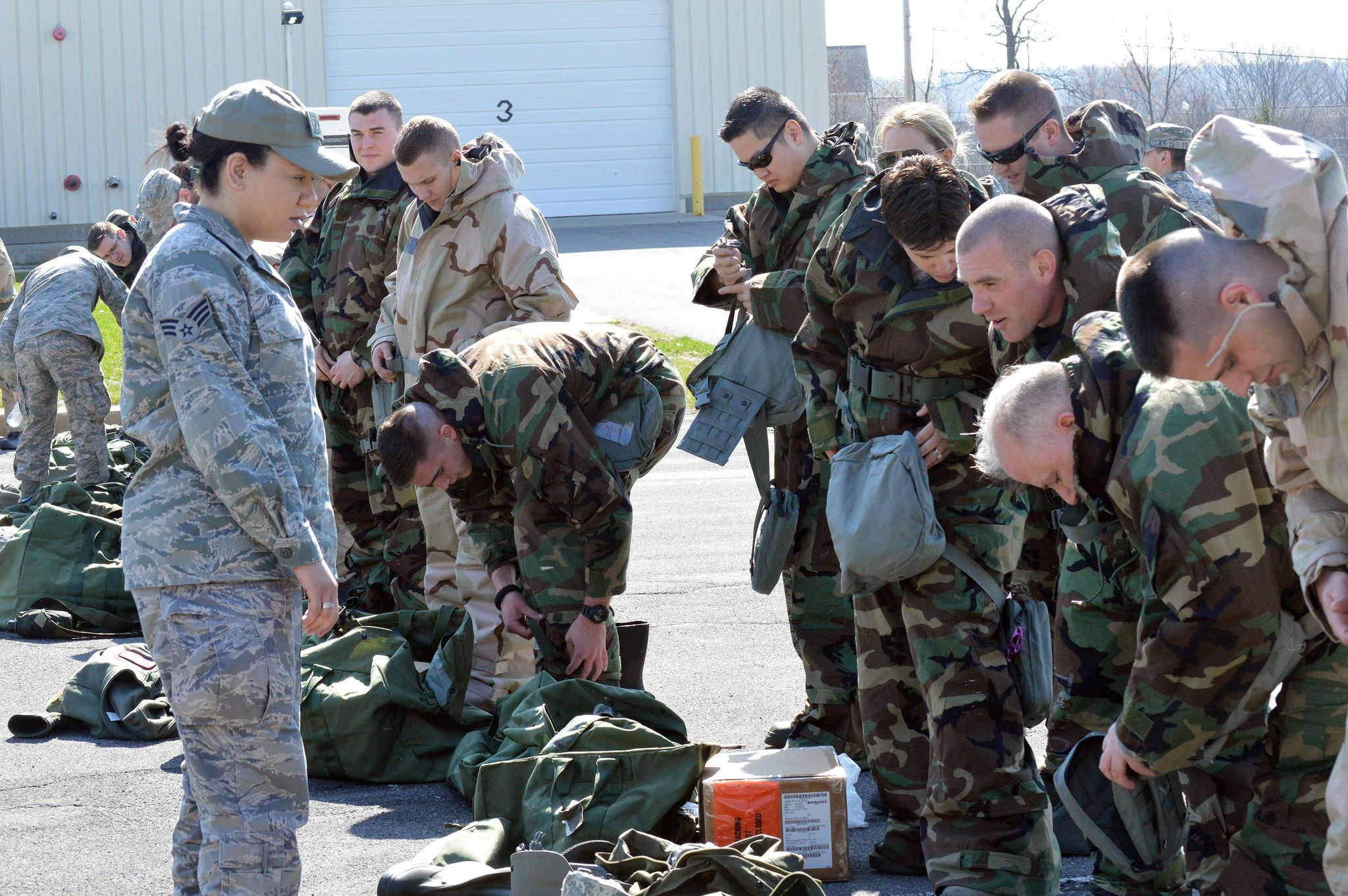 Airmen get hands-on training during wing's first rodeo