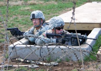 Guard Combat Brigade Completes Three-Week Training at Fort Drum