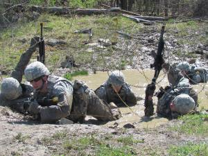 New York Army National Guard Units 'get the rust off' at Fort Drum Pre-Mobilization training