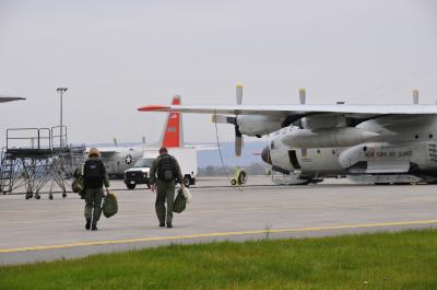 109th Airlift Wing Starts Operation Deep Freeze
