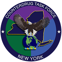 New York National Guard Counterdrug Logo