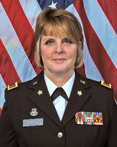 Chief Warrant Officer 5 Jacqueline A O'Keefe, New York Command Chief Warrant Officer