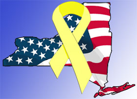 Yellow Ribbon Reintegration Logo
