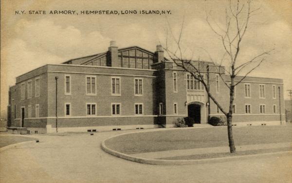 Hempstead Armory - NY ...