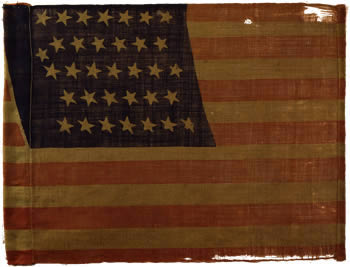 5th Infantry Flag