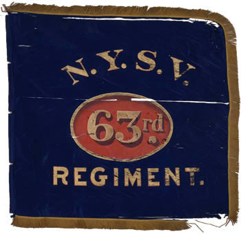 63rd Infantry Guidon