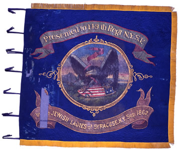 149th Regiment New York Volunteer Infantry Flag