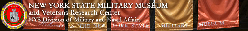New York State Military Museum and Veterans Research Center - Unit History Project - Welcome